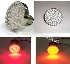 replacement automotive or motorcycle 1156 or 1157 turn signal and