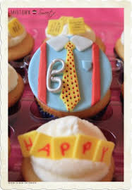 Office Space Themed Cupcakes