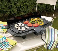 prix d un barbecue electrique barbecue électrique citadin cook in garden chez factorydirect