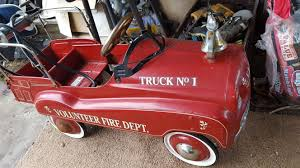 GEARBOX PEDAL Car Volunteer Fire Truck No 1 - $100.00 | PicClick 1960s Murry Fire Truck Pedal Car Buffyscarscom Vintage Volunteer Dept No 1 By Gearbox Syot Deluxe Fire Truck Pedal Car Best Choice Products Ride On Truck Speedster Metal Kids John Deere M15 Nashville 2015 Kalee Toys From Pramcentre Uk Wendy Chidester Engine Pedal Car Pating For Sale At 1stdibs Radio Flyer Fire Dolapmagnetbandco 60sera Blue Moon Vintage Ford Gearbox Superman Awespiring Instep Baghera Red Neiman Marcus