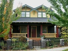 Photo Of Craftsman House Exterior Colors Ideas by Craftsman Home Exterior Colors Craftsman House Colors Photos And