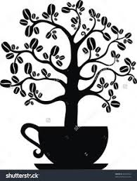 Image Result For Coffee Plant With Roots Clipart