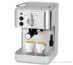 2018 2017 Hot Sales New Design Coffee Machine Home Office Semi Automatic Italy Type Cappuccino Espresso Maker From Janeshineled 28825