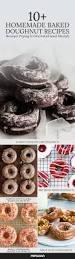Pumpkin Cake Mix Donuts by Best 25 Baked Doughnut Recipe Ideas On Pinterest Doughnut Pan