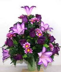 221 best Memorial Flowers images on Pinterest