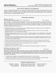 Resume Writing Skills And Qualifications New Stock Blank ...