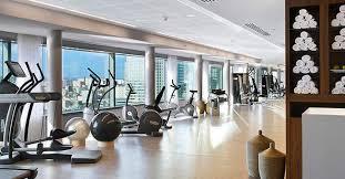 hôtels à avec salle de fitness