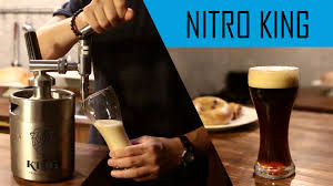 Nitro King Makes You Enjoy Cold Brew Coffee With Rich Flavor And The Texture Of