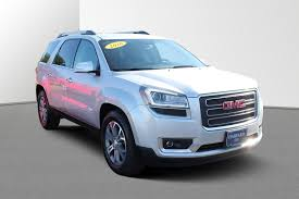 100 Acadia Truck Used 2016 GMC For Sale In Mount Pleasant VIN