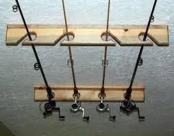 34 best fishing rid rack images on pinterest fishing rod storage
