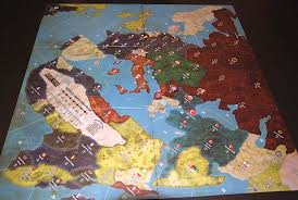 Axis Allies World War I 1914 Boardgame Review