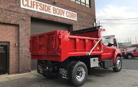 100 Dump Truck Body Steel HD Single Axle Bodies Cliffside Bodies