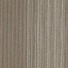 carpet tile shaw linear shift hexagon bleached mortar