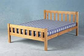 Amazon Uk King Size Headboards by King Size 5ft Wooden Bed Frame Carlow Amazon Co Uk Kitchen U0026 Home