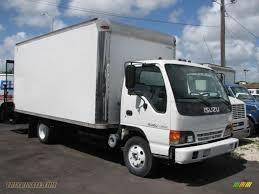 100 Moving Truck For Sale 1999 Isuzu N Series NPR Van In White 002974 N