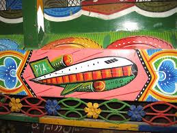 100 Truck Art Lets Go Lahore Kate Leiper
