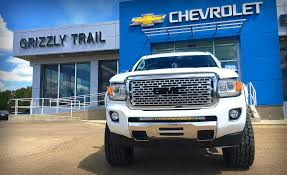Custom Trucks @ Grizzly Trail Motors Barrhead Chevrolet