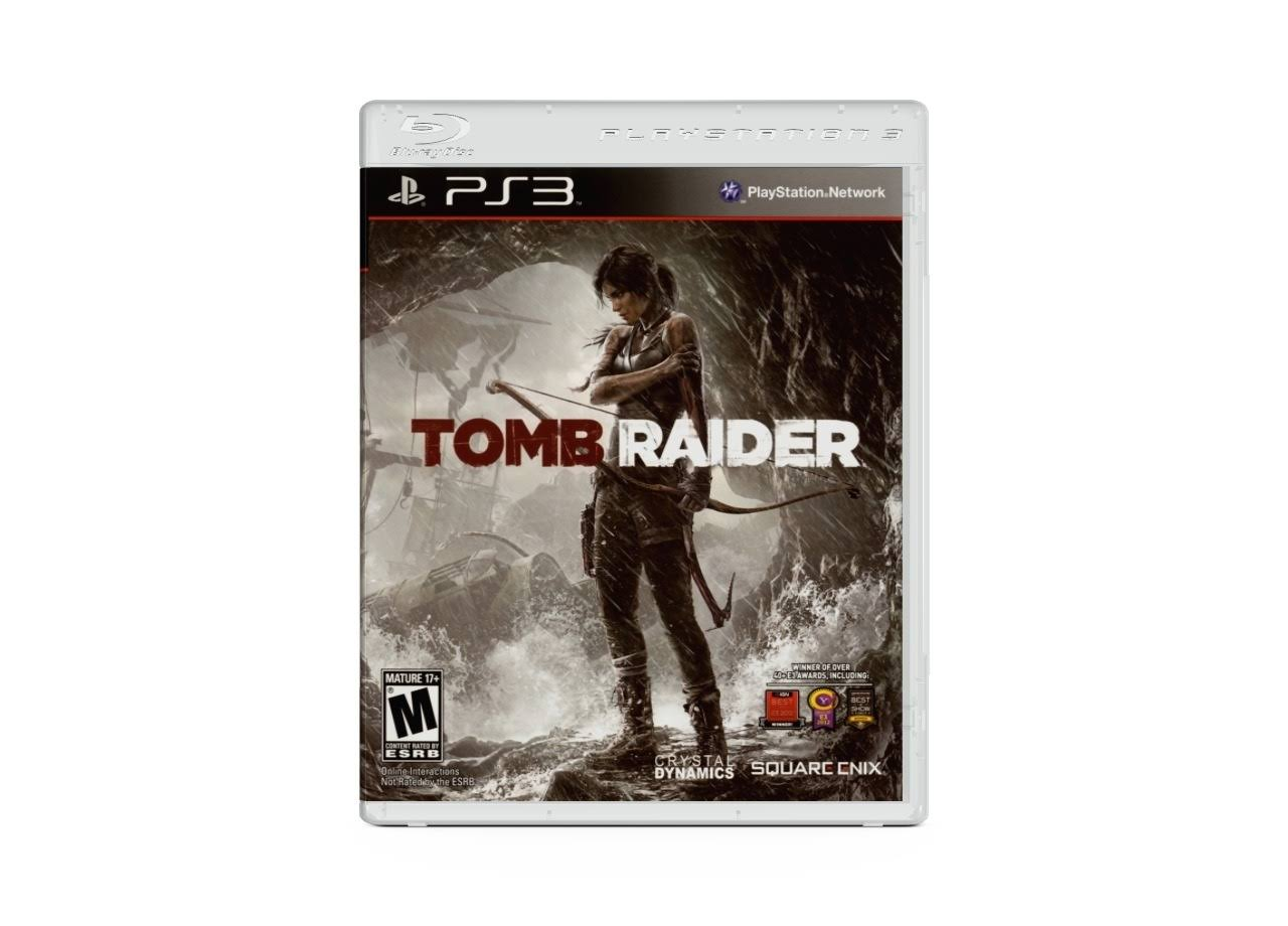 Tomb Raider - Playstation 3