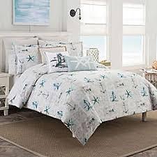 Coastal Life Nantucket Duvet Cover Set