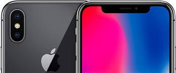 iPhone X 256GB Space Gray Verizon Wireless Apple