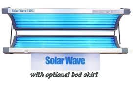 Solar Storm Tanning Bed by Solar Wave 24rl 110v Atlantic Tan