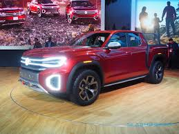 VW Atlas Tanoak First Look: Volkswagen, Build This Pickup - SlashGear