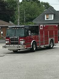 100 Black Fire Truck Tecumseh On Twitter Detailed With Black Reflective