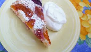 for of the table summer fruit kuchen
