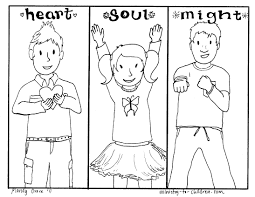 God Is Love Coloring Pages Free Inside In