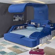 smart bett bett rahmen möbel stehen schlafzimmer möbel set schlafzimmer möbel sets moderne bett sound system bibliothek bett