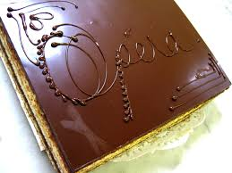 Opera Cake Resepi images