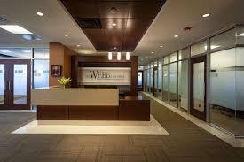 Webb Law Office Reception And Lobby