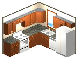 10 X Kitchen Cabinet Layout From By Cabinets