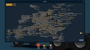 MARIO MAP V12.3 COMPATIBLE WITH DLC FRANCE (1.26) - Modhub.us
