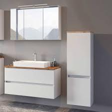 badezimmermöbel set modern misbonas 3 teilig