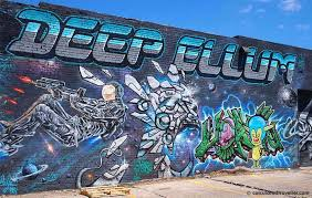 Deep Ellum Murals Address by Art Photo Essay Of Deep Ellum Dallas Texas