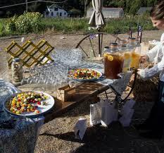 Santa Cruz Summit Christmas Tree Farm by Green Oaks Creek Farm Private Wedding Venue U0026 Reception Area