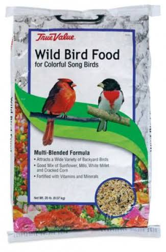 Kaytee Products Wild Bird Food - 20lb