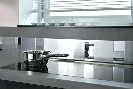 barre cuisine barre de cracdence cuisine credence inox adhesive credence adhesive