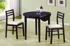 Cheap Dining Room Sets Under 300 by Amazon Com Coaster 3 Piece Dining Set Cappuccino Kitchen U0026 Dining