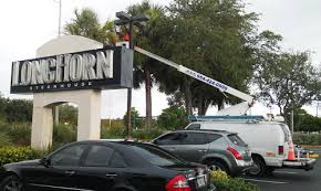broward commercial outdoor parking lot lighting repairs ft