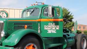 100 Old Dominion Truck S Arrive At NC Transportation Museum YouTube