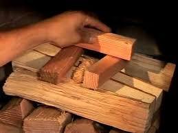 allumer un feu sans fumée cheminées poêles