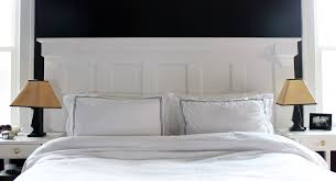 Seagrass Headboard Pottery Barn by Bed U0026 Bath Amusing White Pottery Barn Headboard With Bed Pillows