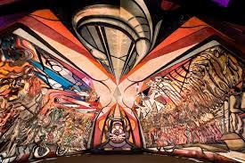 10 obras de david alfaro siqueiros que necesitas conocer arte