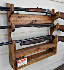 Diy Gun Rack Plans by Gun Shelves Shelves Ideas