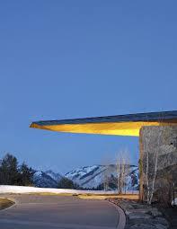 100 Wildcat Ridge Aspen House Voorsanger Architects House