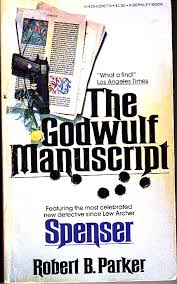 The First Spenser Book Is No Where Near As Admirable In This He Later Books But Its Interesting To See Things Start