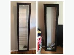 Ikea Bertby Display Cabinet