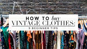 For Serious Fashion Fans Vintage Shopping Can Be One Of Lifes Greatest Joys Often All About The Thrill Hunt There Are Few Things As Satisfying